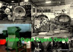 Pabrik Pupuk Organik Granul