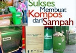 Mudahnya Buat pupuk Kompos menggunakan Komposter Di Rumah