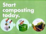 Memulai Pembuatan Pupuk Kompos