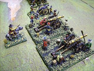 Polish Field Guns