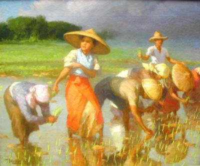 amorsolo's painting