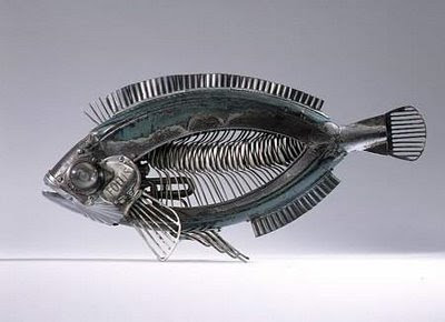 picture of metal art