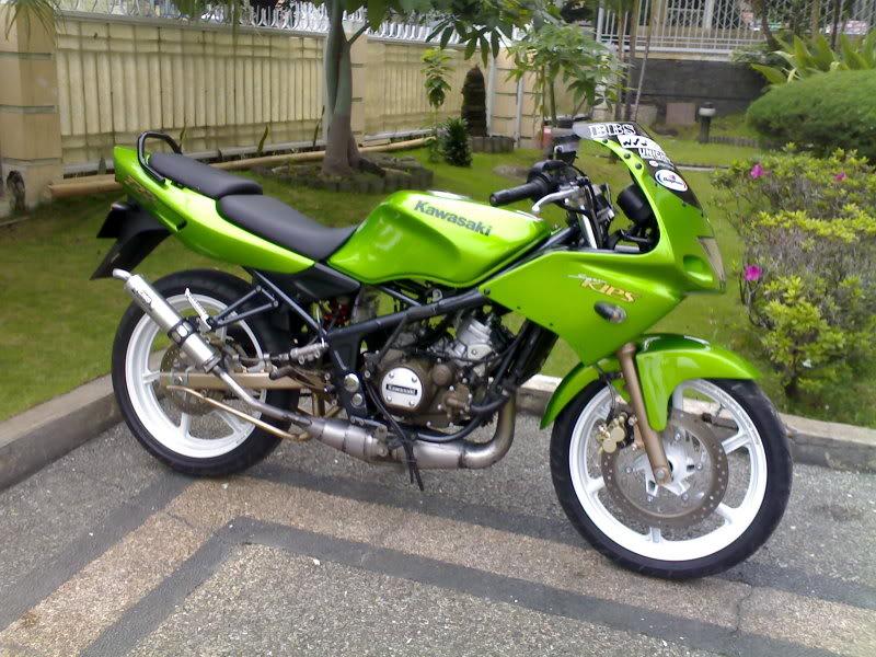 Harga Kawasaki Ninja Rr Second