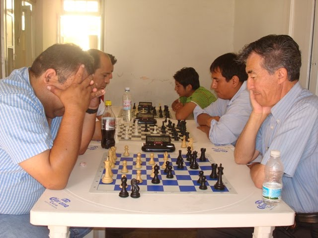 Club de Ajedrez en Saltillo, Coahuila