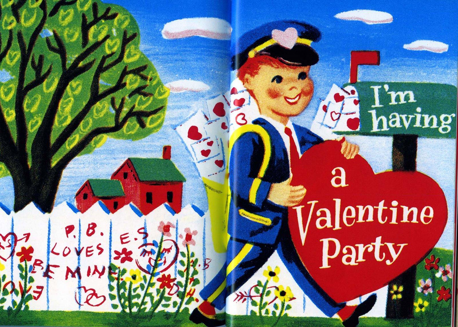 [Valentine+mailman]