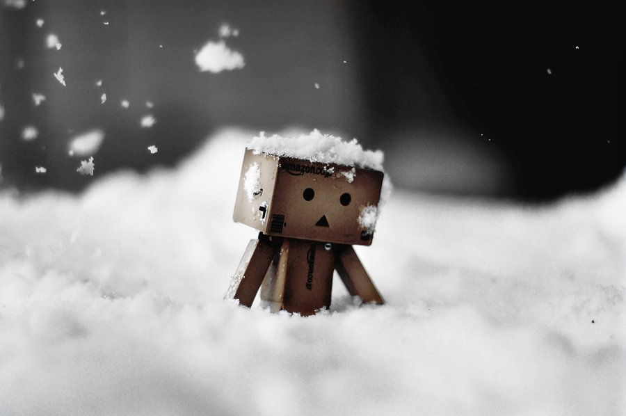 Emo Danbo is sad. DANBO!