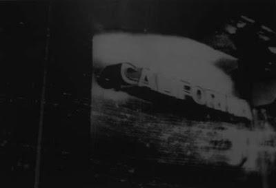 CALIFORNIA.Técnica mixta sobre fotografía.112 x 169 cm.