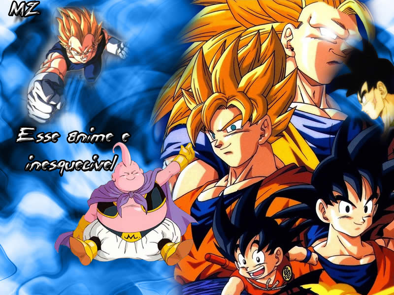 Papeis de parede Dragon Ball! | Dragon Ball Z,GT,KAI e AF 2.0