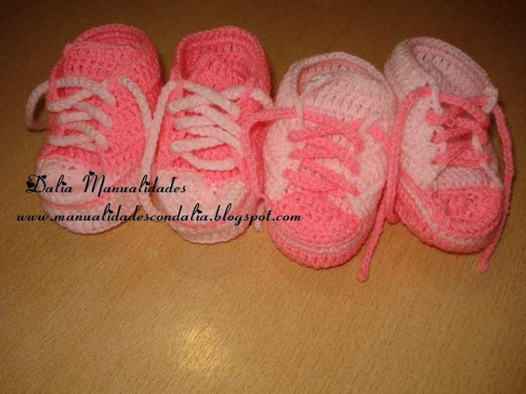 zapatillas mellis en rosa