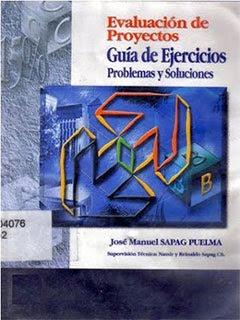 Evaluación de Proyectos de José Manuel Sapag Puelma