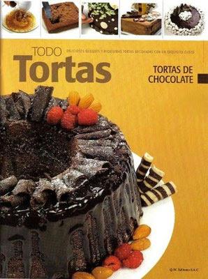 Todo Tortas, Tortas De Chocolate