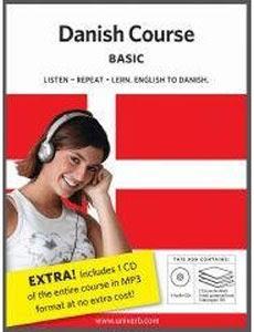 Curso basico de danes Curso Básico de Danés