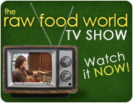 Watch Our Daily Online TV Show - TheRawFoodWorld.TV