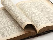 Dictionnaire des mots qui n'existent pas