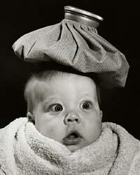 bayi, baby, comel, fakta, menarik, bersalin, air, beranak, tersedak, susu, demam,