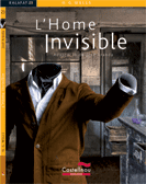H.G. WELLS, L&#39;home invisible, Castellnou Edicions / Almadraba Editorial.