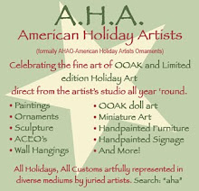 Proud Member of American Holiday Artists ( AHA )