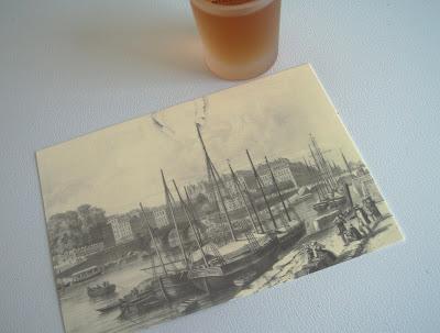 Vieux Nantes et verre de rhum