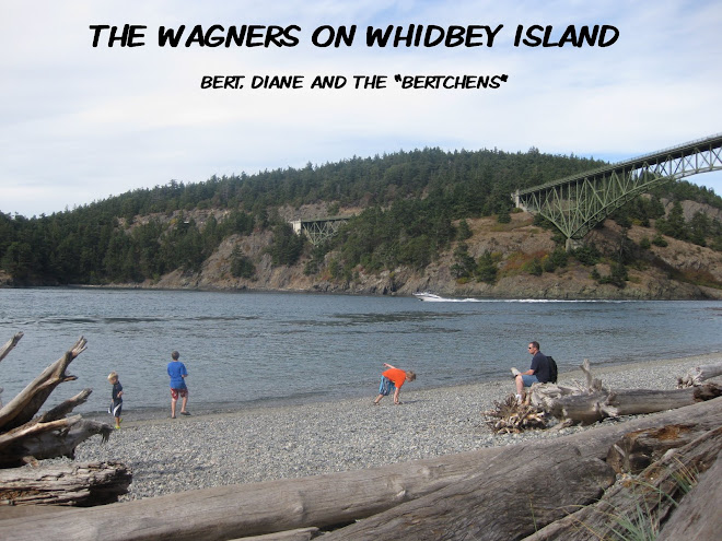 The Wagners on Whidbey Island