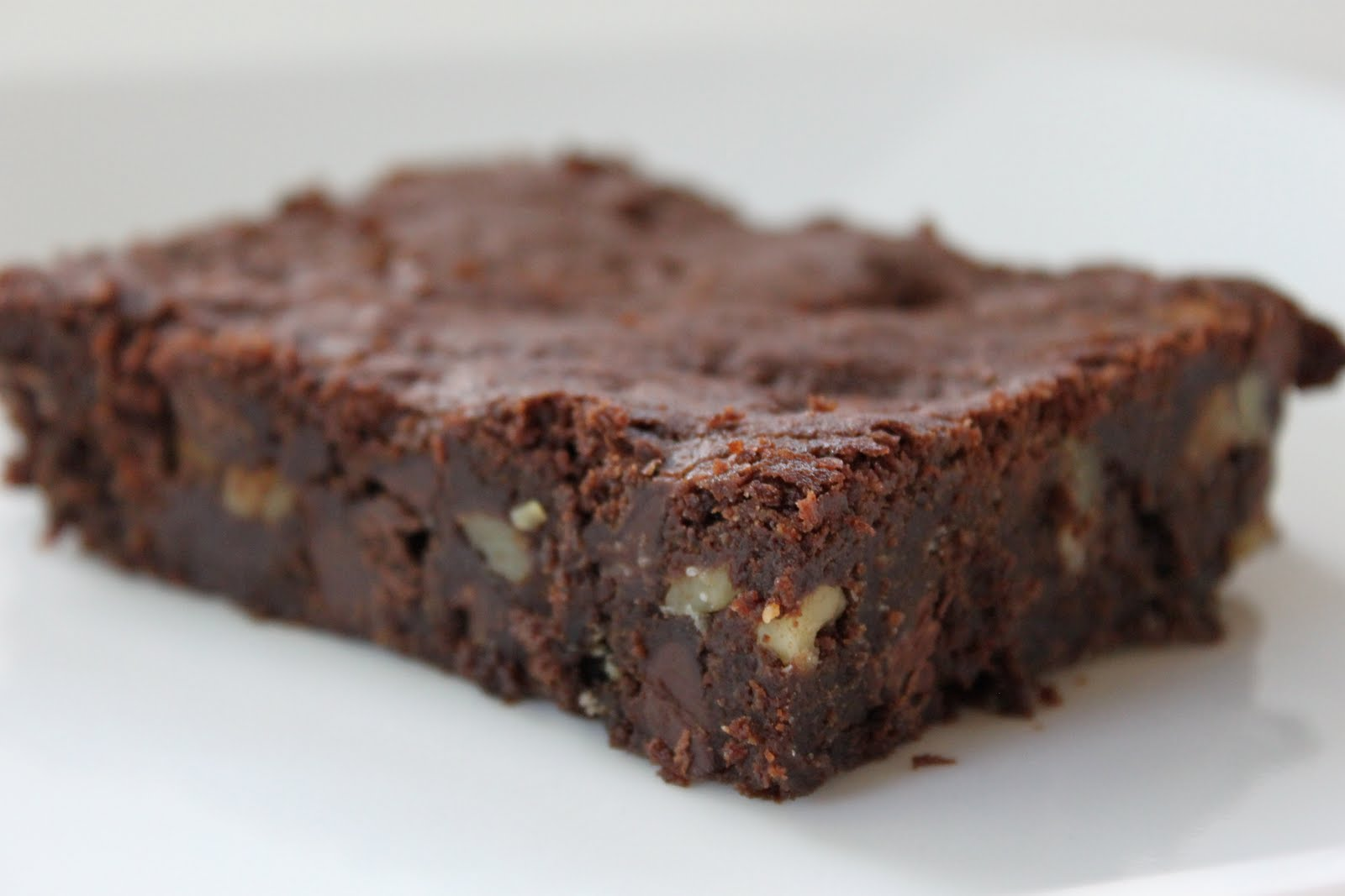 Outrageous-ly Outrageous Brownies - Smashed Peas & Carrots