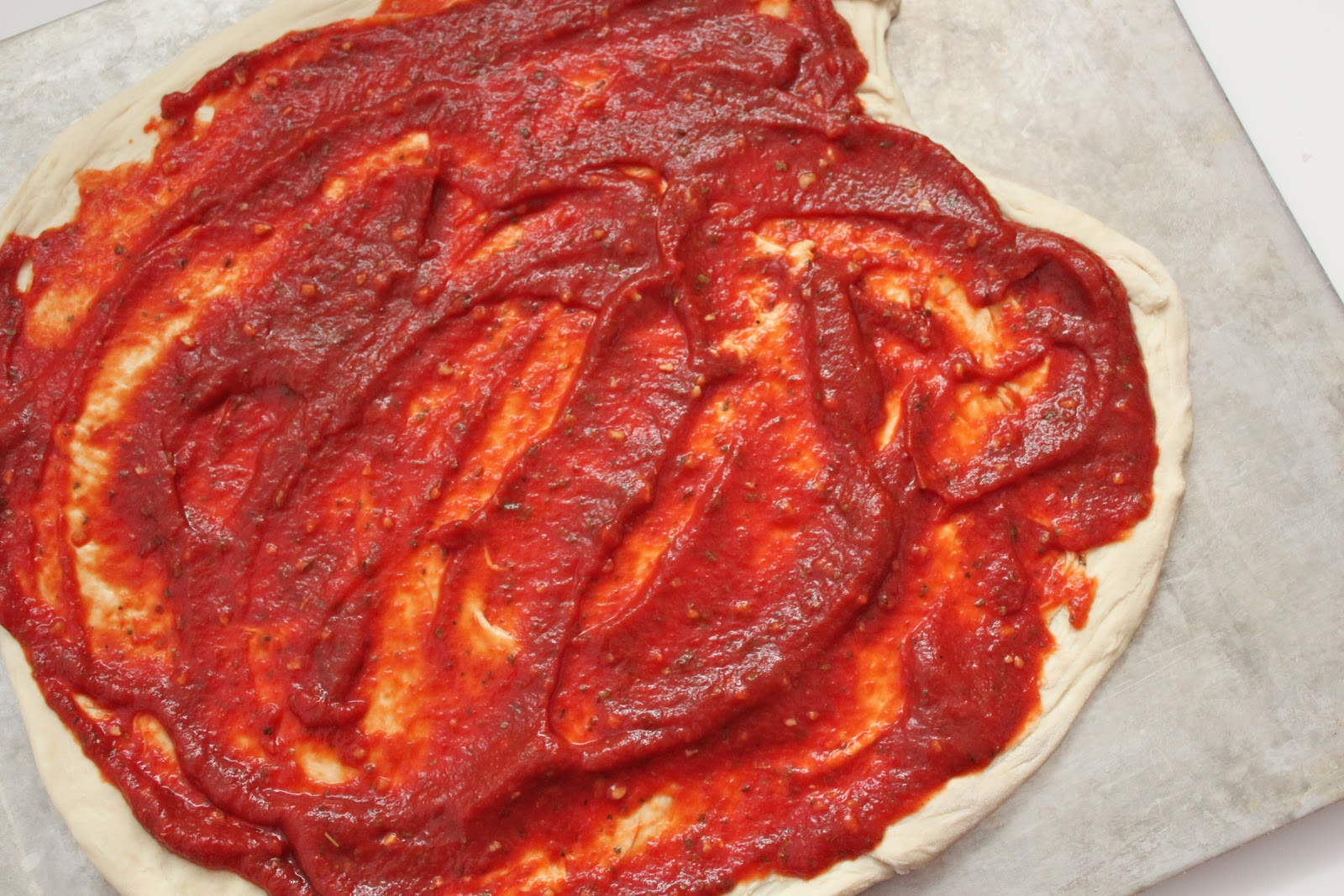 Basic Pizza Sauce Recipe — Dishmaps