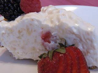 recettes dessert  Mascarpone glacé