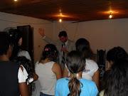 Pregando em Foz do Iguaçu-PR