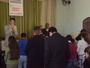 Pregando em Irati-PR Vila São João