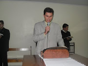 Pregando em Rio Claro do Sul-PR