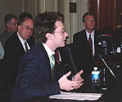 Ambassador Clay at Congress