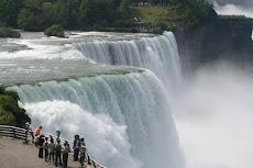 Papular Canadian waterfalls