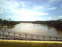 Río Cuyuní Municipio Sifontes
