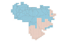 Inventario cartografía 1:100.000
