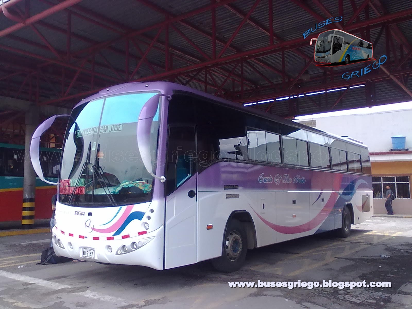 Buses griego galeria 16 31 10 10 for San jose mercedes benz
