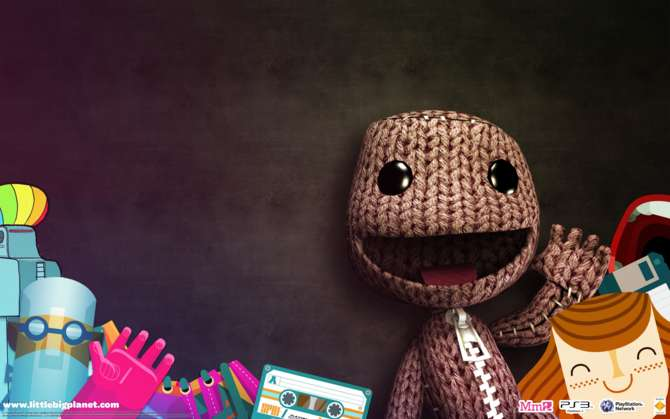 little big planet wallpaper. Little Big Planet Wallpaper