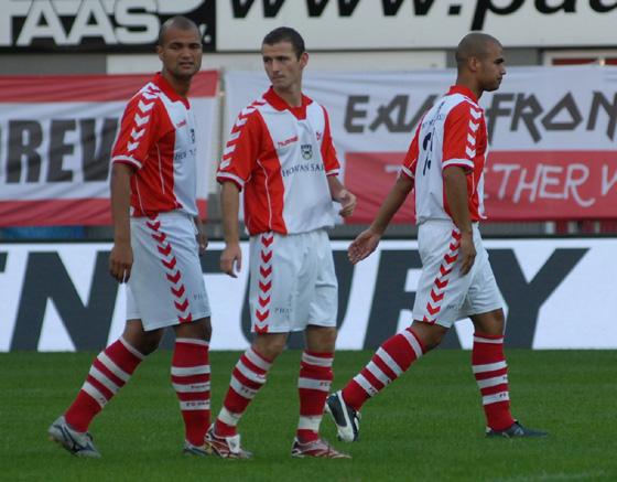 Sergio Van Dijk ketika bermain di FC Emmen.