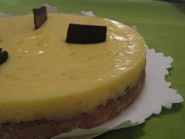 Naranja Pie