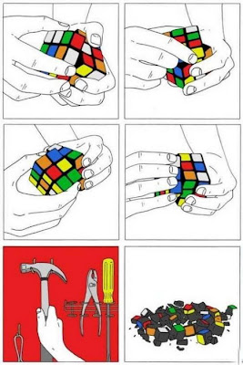 How to solve Rubik's Cube