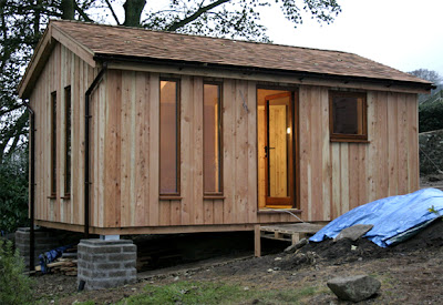 How to build a shed in minecraft xbox 360 garden shed for Garden offices for sale scotland