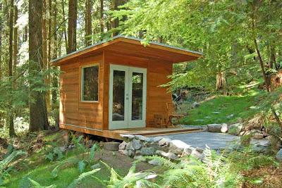 Shedworking Choosing a shed Canada inHabit Modern Dwellings