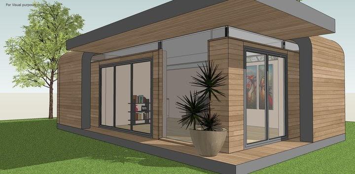 Shedworking atelier garden studios facebook for Garden studio uk
