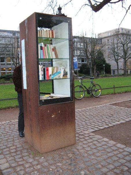 Bookshelf Public Bookcase