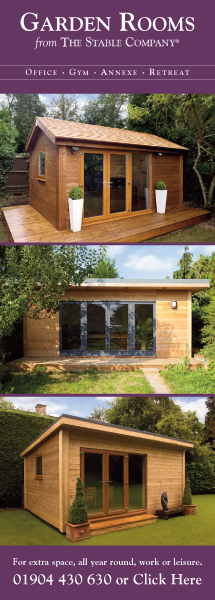 Our mission is to provide our customers with the highest quality garden rooms for the purposes of work or leisure