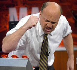 Jim Cramer, the raging monetarist monkey