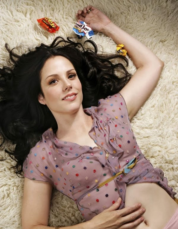 ... Mary-Louise Parker - Re Hai...