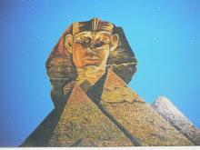 tutanka y piramides