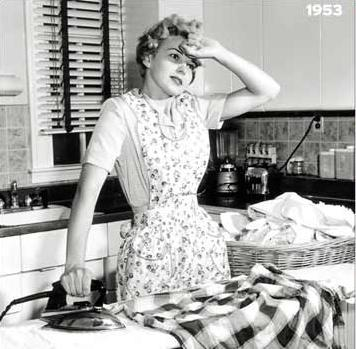 Tired housewife quotes quotesgram for Classic 50s housewife