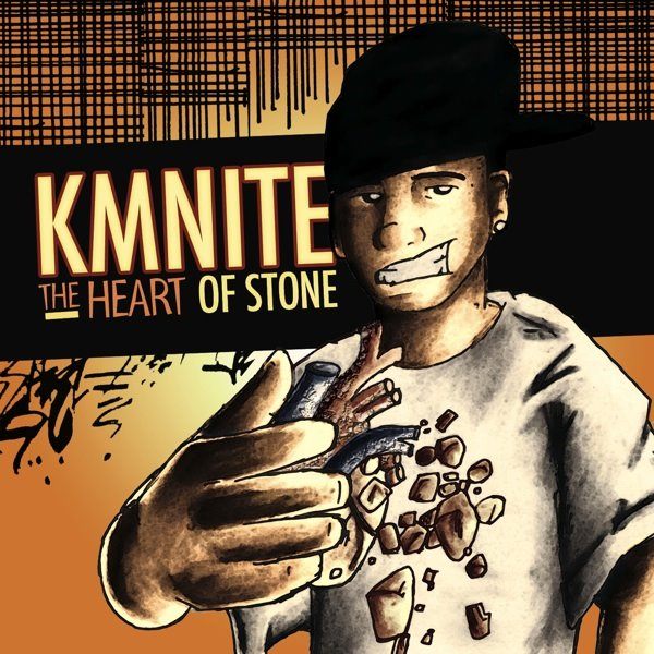 My promo Album called The Heart Of Stone