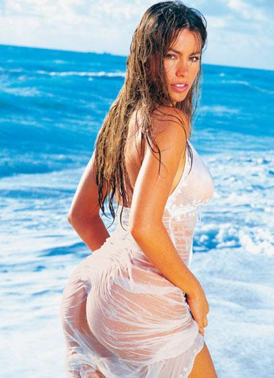 How does Sofia Vergara keep her curves looking sexy?