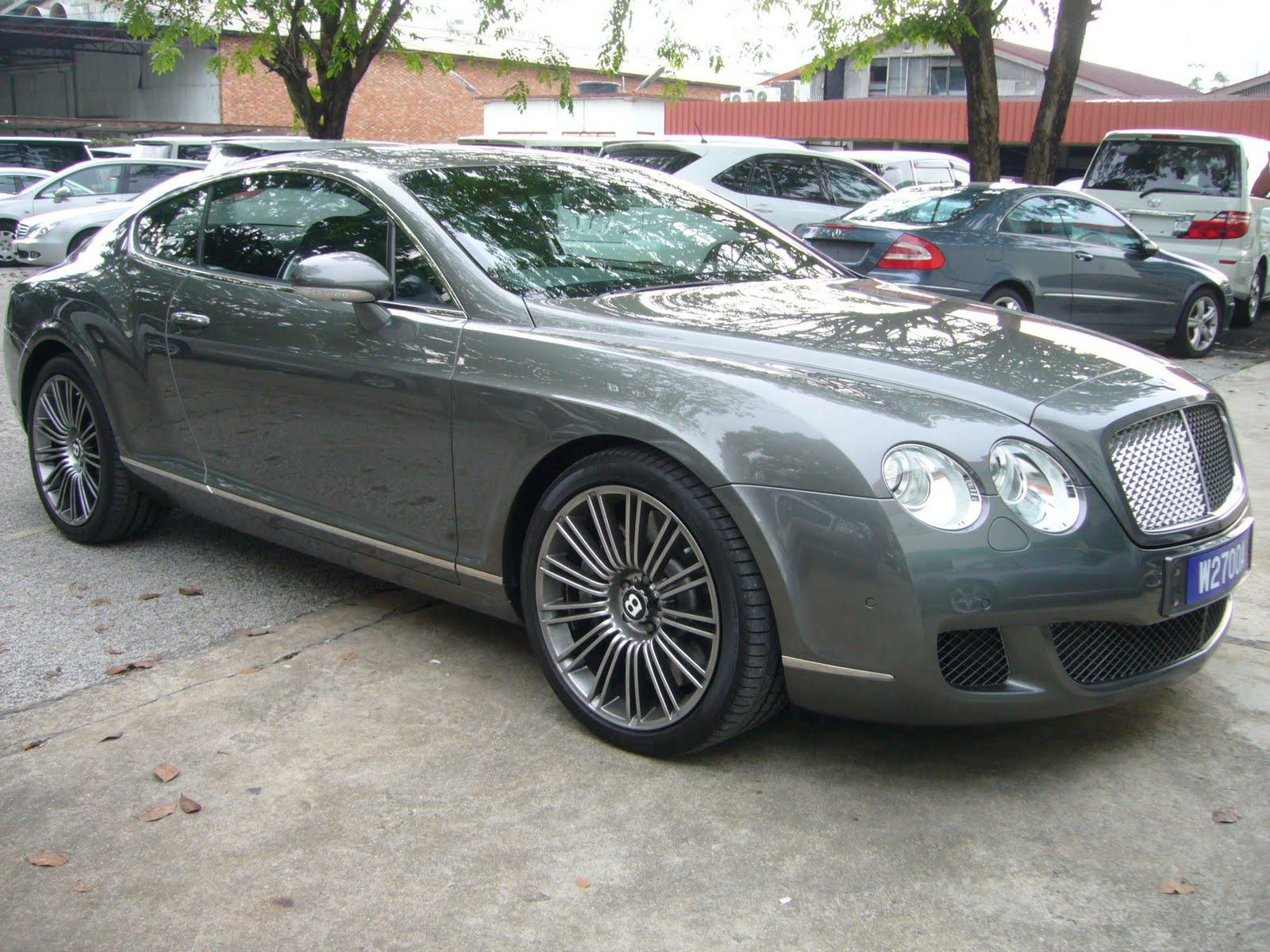 Kl recondition car bentley continental gt speed 07 bentley continental gt speed 07 vanachro Image collections